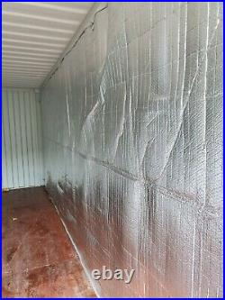 Container thermal / moisture control liner 20' 40' std & hc. VAT inc