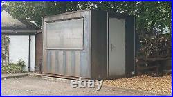 Converted Shipping Container / Cafe / Bar / Coffee Shop / Catering Trailer