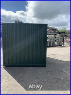 Converted Shipping Container Café / Coffee Shop/ Bar 10ft