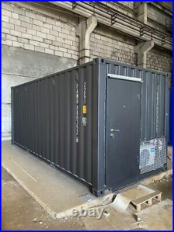 Converted Shipping Sea Container (steel) 20 Ft. Portable House (Office)