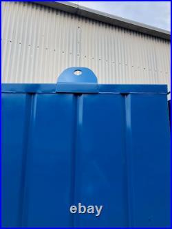 Double Portable Toilet Block, Site Cabin, Festivals, Camp/Caravan Site
