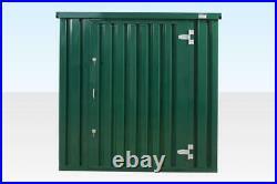 Flat Packed Metal Store 2m x 2.1m (Powder Coated) £1030+VAT