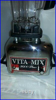 For VITAMIX 4000 / 3600 PLUS-32oz CONTAINER & CONVERSION KIT(BPA FREE) fast ship