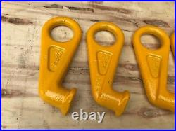 G80 Shipping Container Lifting Lugs, Eyes (Set of 4)