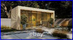 HC20 Ofice/Home Converted Shipping Container Garden House Office Holiday Home