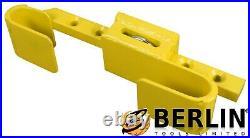 HEAVY DUTY Container Lock Hardened Steel Shipping Container Lock Truck Door Lock