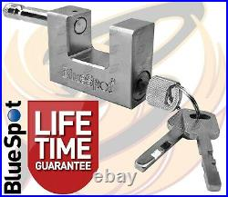 HEAVY DUTY Padlock High Security Shutter Shipping Container Chain Pad Lock 60mm