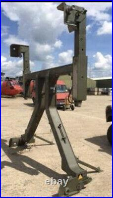 Hookloader skip Shipping Container Clamp Lifter