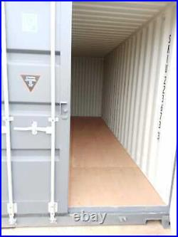IN STOCK CHOICE OF NEW BUILD 20ft SHIPPING / STORAGE CONTAINERS