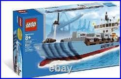 Lego Creator Expert 10155 Maersk Line Container Ship Nuovo Sealed Misb