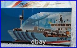 Lego Maersk Line Container Ship #10155 New