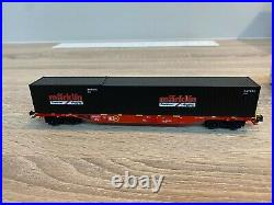 Märklin H0 47133 Container Shipping Exclusieve Store Wagon type Sgns 691