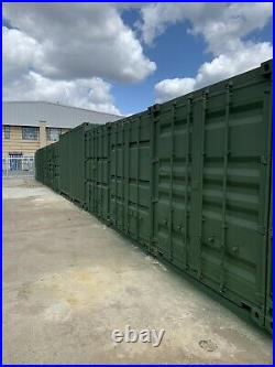 Middlesex Self Storage Units/20ft And 40ft Container To Rent From £275 Pcm