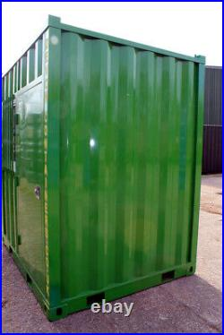 Mini Shipping Container -Office Container -Bike Garage -Security Shed -Lock Up