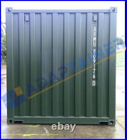 NEW 20ft Shipping Containers Liverpool Ideal for Storage with FREE light