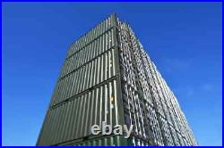 NEW 20ft Shipping Containers Low Cost Delivery Nationwide
