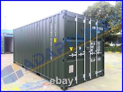 NEW 20ft Shipping Containers Southampton Ideal for Storage with FREE light