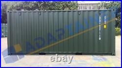 NEW 20ft Shipping Containers Suffolk Ideal for Storage with FREE light