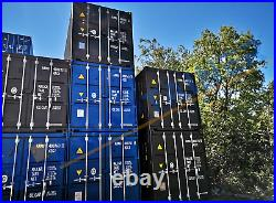 NEW 40ft Shipping Container NEW nationwide Ideal for Storage with FREE light
