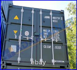 NEW 40ft Shipping Containers Cambridge Ideal for Storage with FREE light