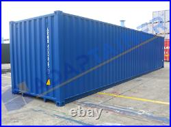 NEW 40ft Shipping Containers Manchester Ideal for Storage with FREE light