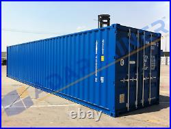 NEW 40ft Shipping Containers Norfolk Ideal for Storage with FREE light