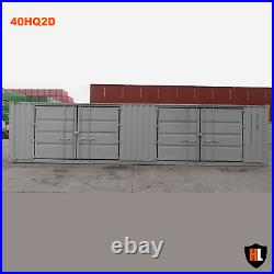 NEW HQ Shipping Containers WITH SIDE DOORS available