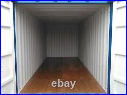 New 20 Ft Shipping Containers In Stock Now (Doncaster)