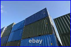 New 20ft Container Berkshire One Trip Can Deliver Nationwide