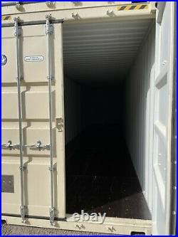New 40 Ft High Cube Containers In Stock Now (Doncaster)