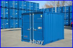 New 7ft Shipping Container