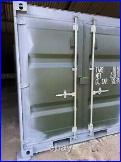 New Shipping Container Doors
