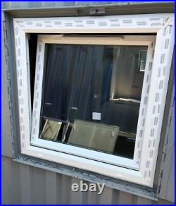 New fitted Windows and security shutters for container offices UK Wide