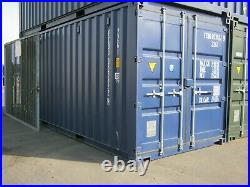 One Trip 20ft Shipping Container's For Sale portable cabin shed