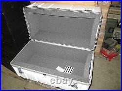 Parker SW3518-20LF SW Series Hard Case 36x20x21 with Wheels White Shipping NIB ATA