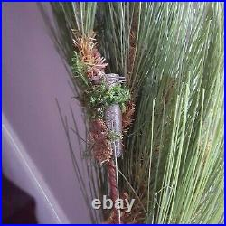 Pine Branch Cache Container for Geocaching comes w Log Book Free Shipping