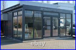 Portable Cabin portable office shipping container modular office MARKETING SUITE