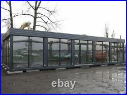 Portable Cabin portable office shipping container modular office excluding Vat