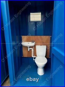 Portable Toilet Block, Site Cabin, Festivals, Camp/Caravan Site