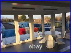 Portable building, sales office, home office, cabin, modular building