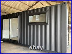 SALE SALE SALE! New 20 Shipping Container Converted Office Pod