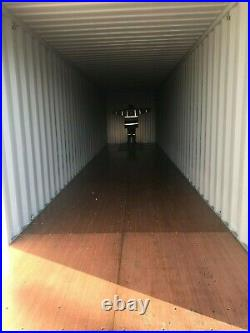 SHIPPING CONTAINER SELF STORE From £100 month NO VAT CLOSE M4 Wiltshire-STORAGE