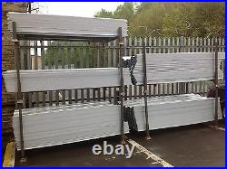 Self Storage, Rooms x 10 Units, Rooms, Shipping Container, Storage, Steel Doors