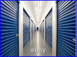 Self Storage, Rooms x 20 Units, Rooms, Shipping Container, Storage, Steel Doors