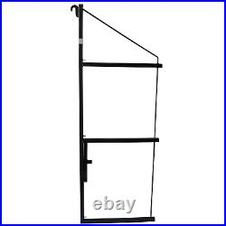 Shelving Bracket 3 Tier for Shipping Container Strong, Durable Quick Delivery