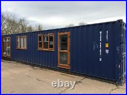 Shipping Container Conversions 40 Ft. 20Ft. Home Office, Man cave, House, Studio