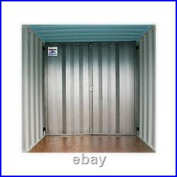 Shipping Container Divider Wall