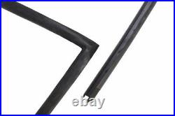 Shipping Container Door Gasket Rubber Seals Weatherstrips (Set Of Two)