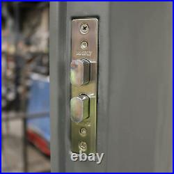 Shipping Container Door Primer Finish Personnel Conversion Anti Vandal
