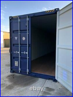 Shipping Container NEW / VARIOUS SIZES AVAILABLE